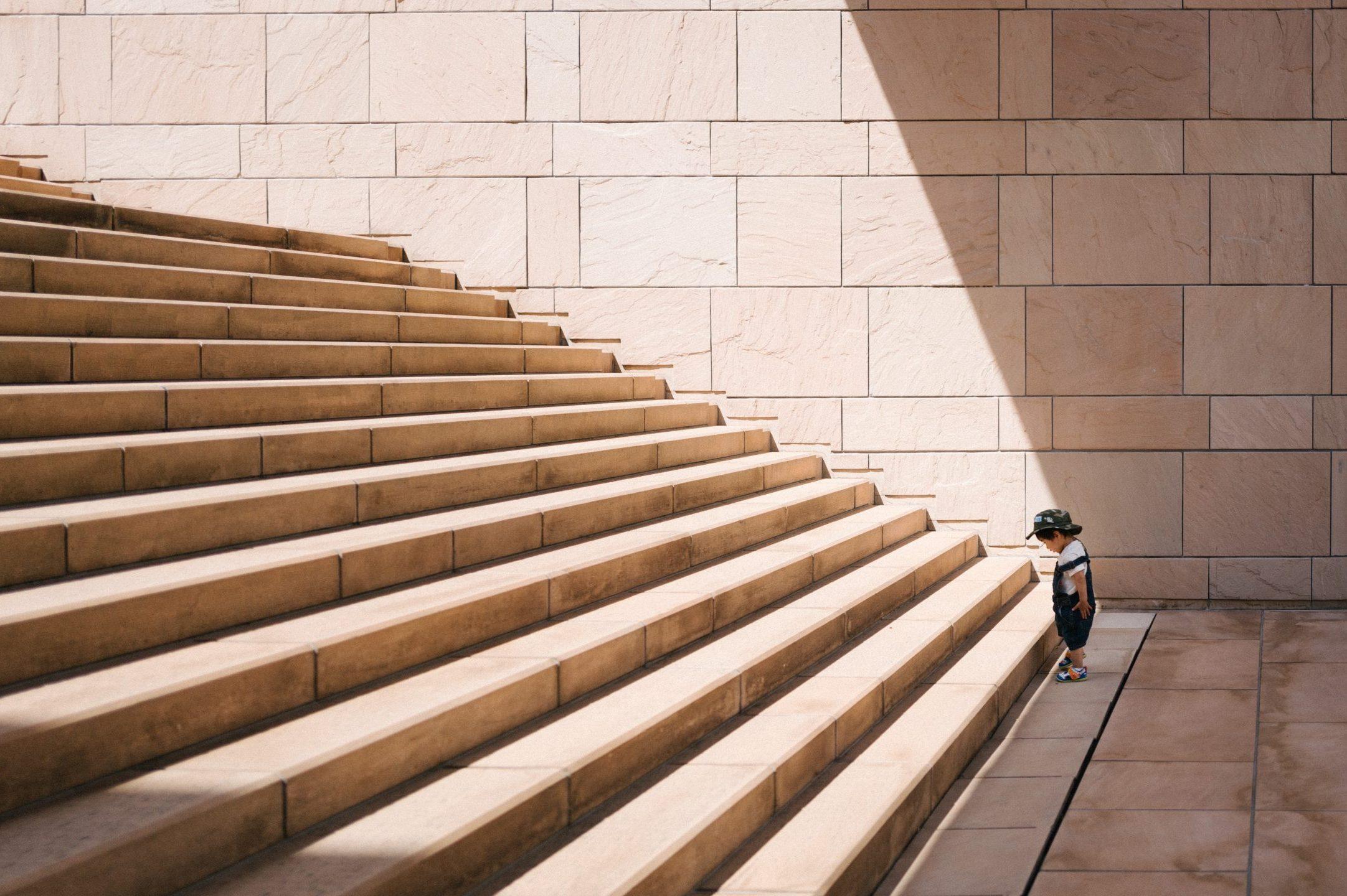smash creative stairs